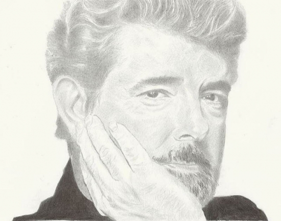 George Lucas by Shige